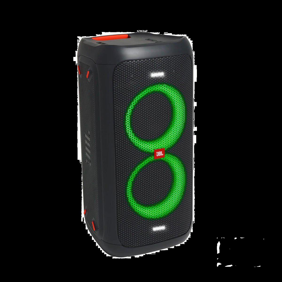 Caixa de Som JBL, PartyBox 100 com Bluetooth, 160W, RMS