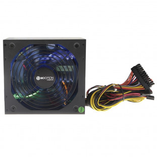 Fonte ATX 650W Hoopson FNT-650W Cooler RGB