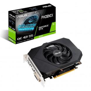 Placa de Vídeo Asus GTX 1650 OC 4GB GDDR6 128BITS PHGTX1650O4GD6P
