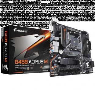 PLACA MÃE B450M AORUS ELITE DDR4 AM4