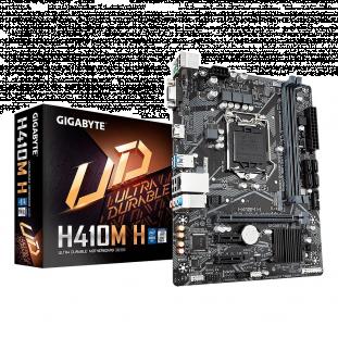 Placa Mãe Gigabyte H410M H V2 LGA1200 10GER DDR4