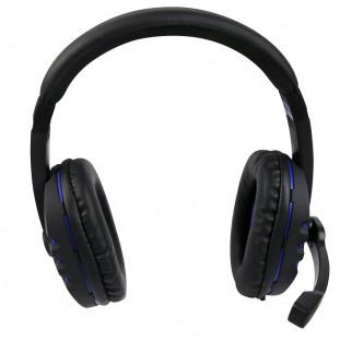 Headset Gamer C/Microfone Bit OEX HS-206 Preto/Azu