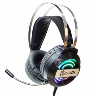 Headset Gamer P2/ USB KAIDI KD-767
