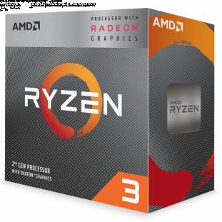 Processador AMD Ryzen 3 2200G AM4