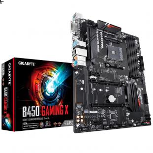 PLACA MÃE AM4 GIGABYTE B450 GAMING X DDR4