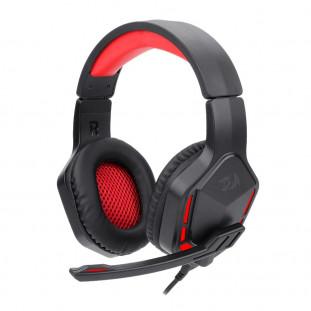 Headset Gamer Redragon Themis 2, Drivers 50mm, Preto/Vermelho - H220N