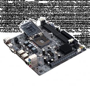 Placa Mãe H81 LGA1150 Goldentec DDR3