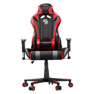Cadeira Gamer ELG Black Hawk com Apoio Cervical