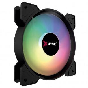 Cooler Fan XWise 120mm, LED ARGB - 6510