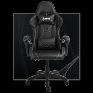 Cadeira Gamer XZone CGR-01 Premium, Black