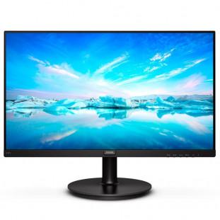Monitor Philips W-LED 23.8 Full HD, IPS, HDMI/DisplayPort, Bordas Ultrafinas - 242V8A