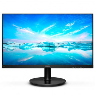 Monitor Philips W-LED 27´, Full HD, IPS, HDMI/DisplayPort, Bordas Ultrafinas - 272V8A