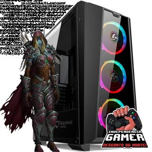 PC GAMER RYZEN 3 3200G 16GB DE RAM SSD 240 HD 1TB