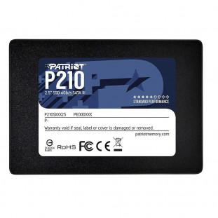 SSD Patriot 256GB P210, SATA 3, 2.5 - P210S256G25