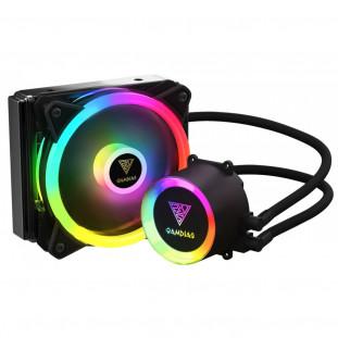 Water Cooler Gamdias Chione E2-120 Lite, ARGB 120mm, Intel-AMD