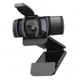 Webcam Logitech C920s Pro Full HD, 1080p, 30 FPS, Áudio Estéreo com Microfones