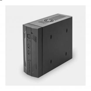 PC Office Bematech Elgin RC-8400 Zion 4Gb RAM SSD 120GB